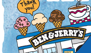 Thank you! Ben&Jerry's®